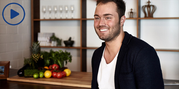 Jan Nöhre is the owner of Catalogna Cologne Catering in Cologne